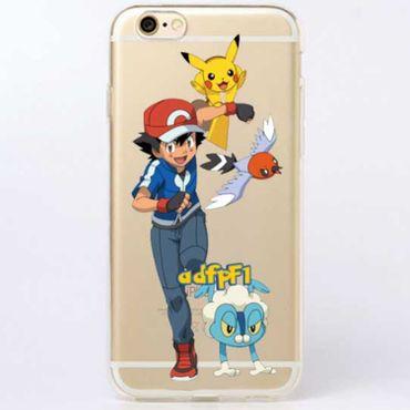 Kritzel Case iPhone 6 / 6s - Pokemon #2
