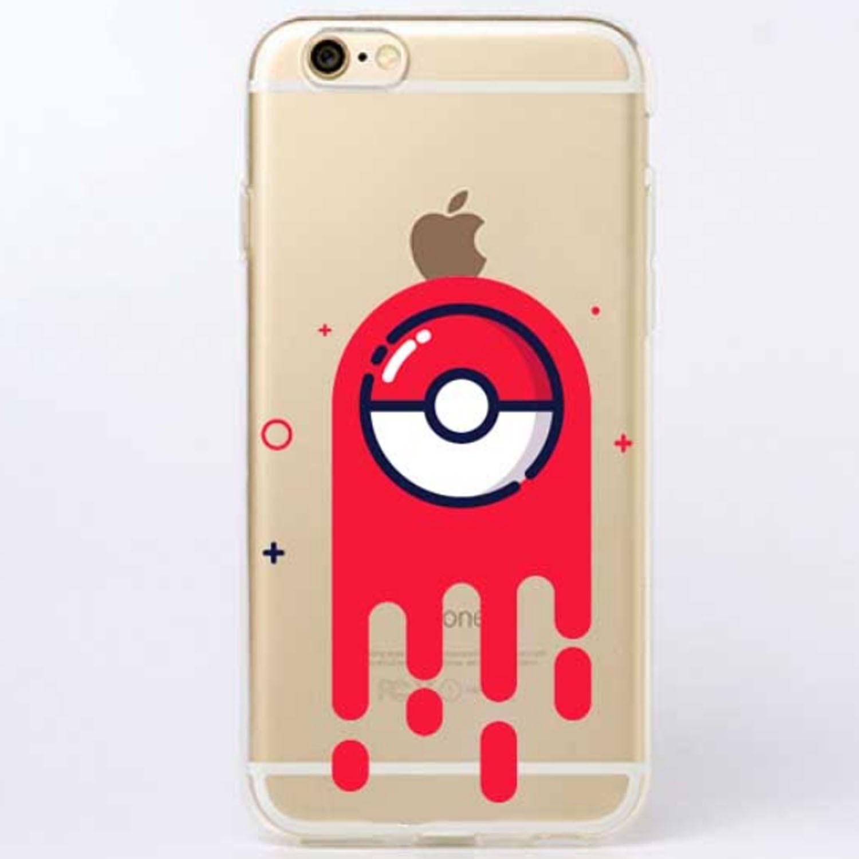 Kritzel Case iPhone 6 / 6s - Pokemon #9