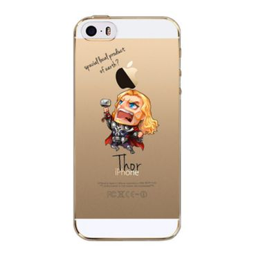 Kritzel Case iPhone SE - Thor