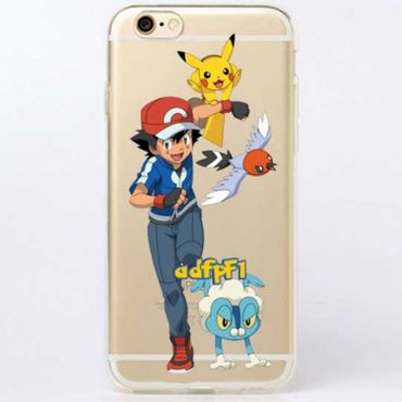 Kritzel Case iPhone 6 Plus / 6s Plus - Pokemon #2
