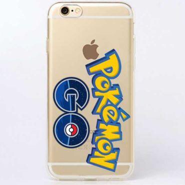 Kritzel Case iPhone 6 Plus / 6s Plus - Pokemon #10