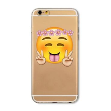 Kritzel Case Emoji Collection iPhone 6 / 6s - #133