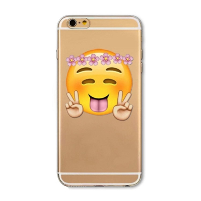 Kritzel Case Emoji Collection iPhone 6 / 6s - #133