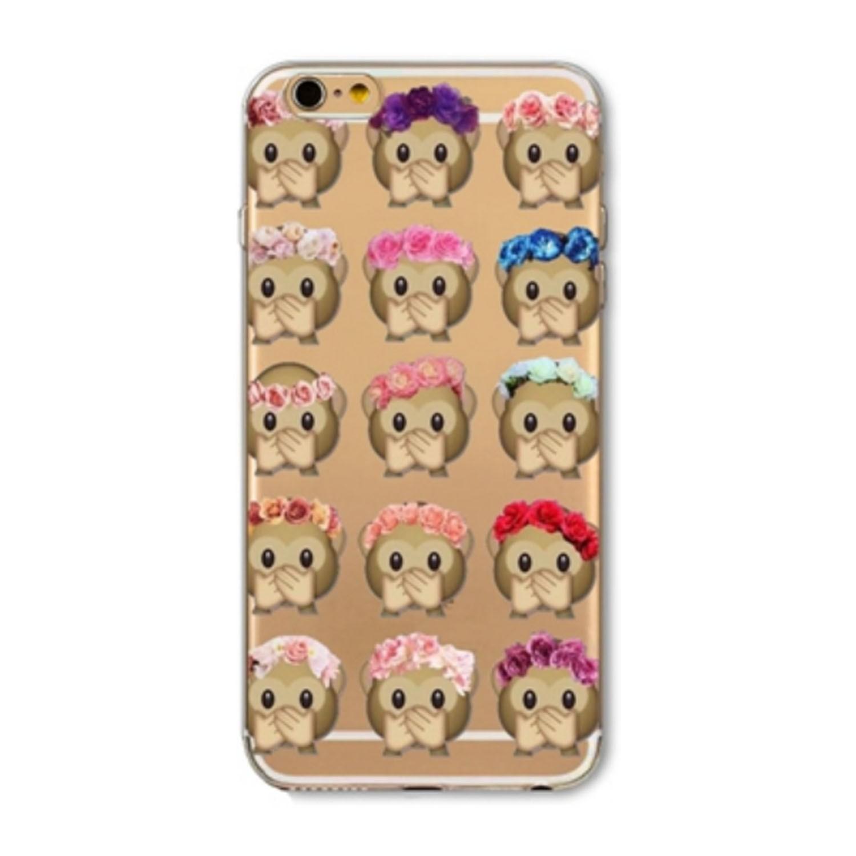 Kritzel Case Emoji Collection iPhone 6 / 6s - #137