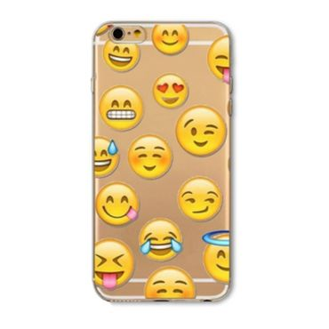 Kritzel Case Emoji Collection iPhone 6 / 6s - #138
