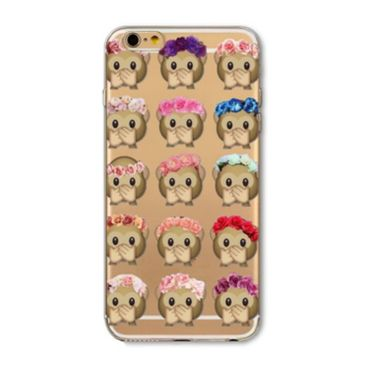 Kritzel Case Emoji Collection iPhone 6 plus / 6s plus #143