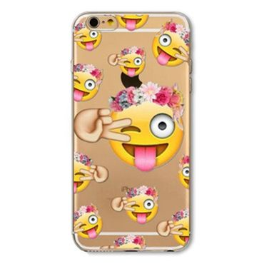 Kritzel Case Emoji Collection iPhone 6 plus / 6s plus #145