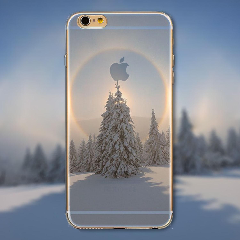 Kritzel Case Nature Collection für iPhone 6 / 6s - #170