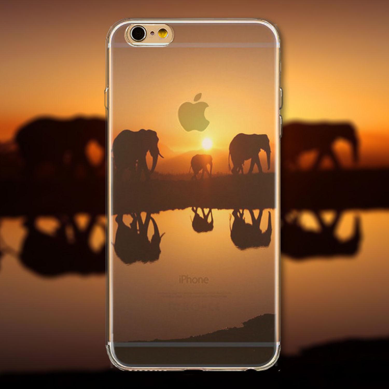 Kritzel Case Nature Collection für iPhone 6 / 6s - #175