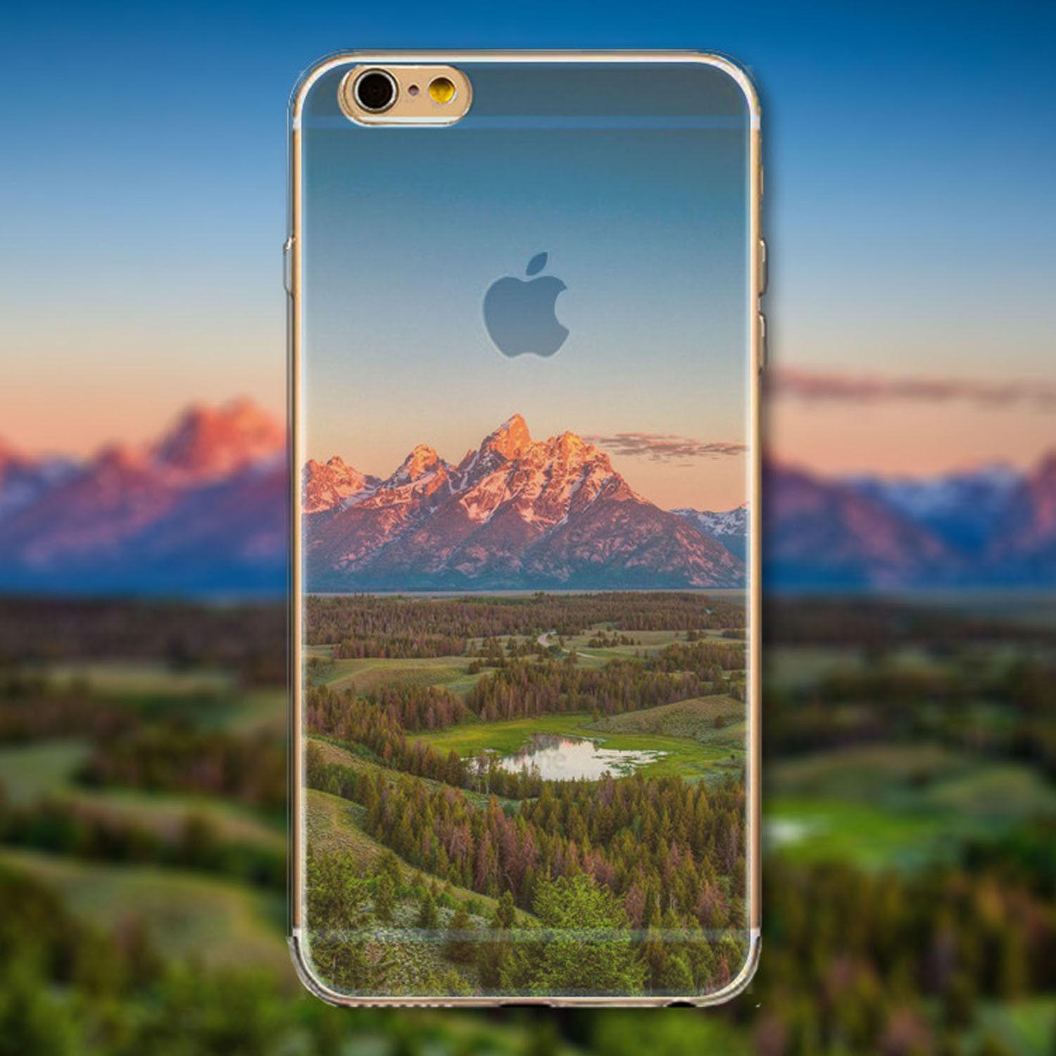 Kritzel Case Nature Collection für iPhone 6 / 6s - #177
