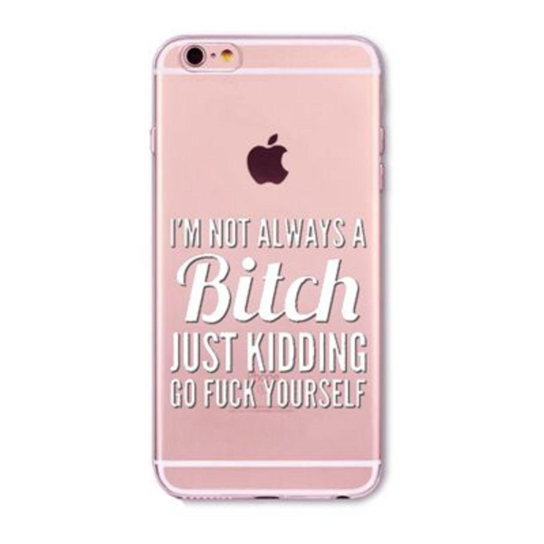 Kritzel Case für iPhone 6 / 6s - Mod. #178