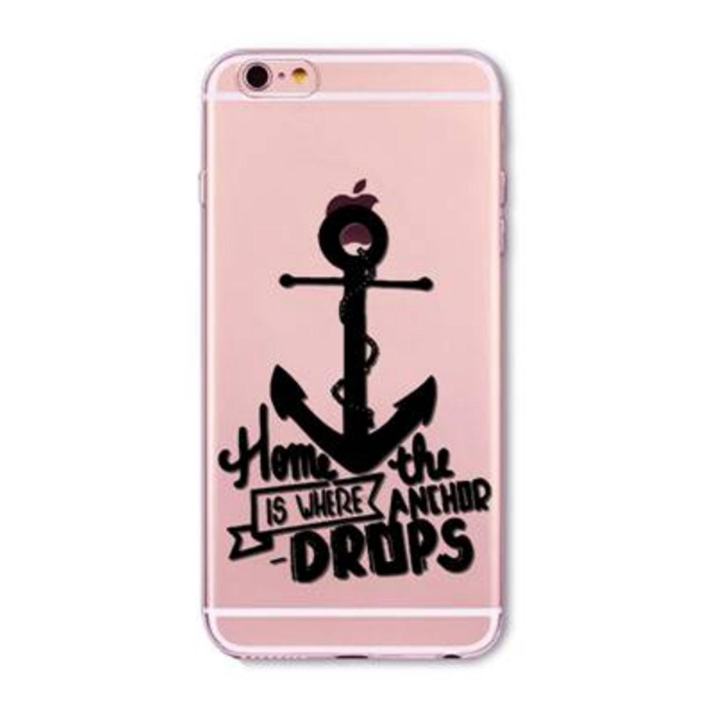 Kritzel Case für iPhone 6 / 6s - Mod. #179