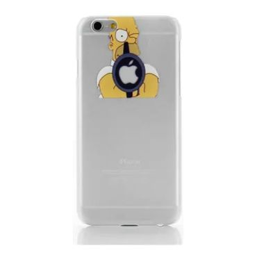 Kritzel Case iPhone 6 / 6s - Simpson #7
