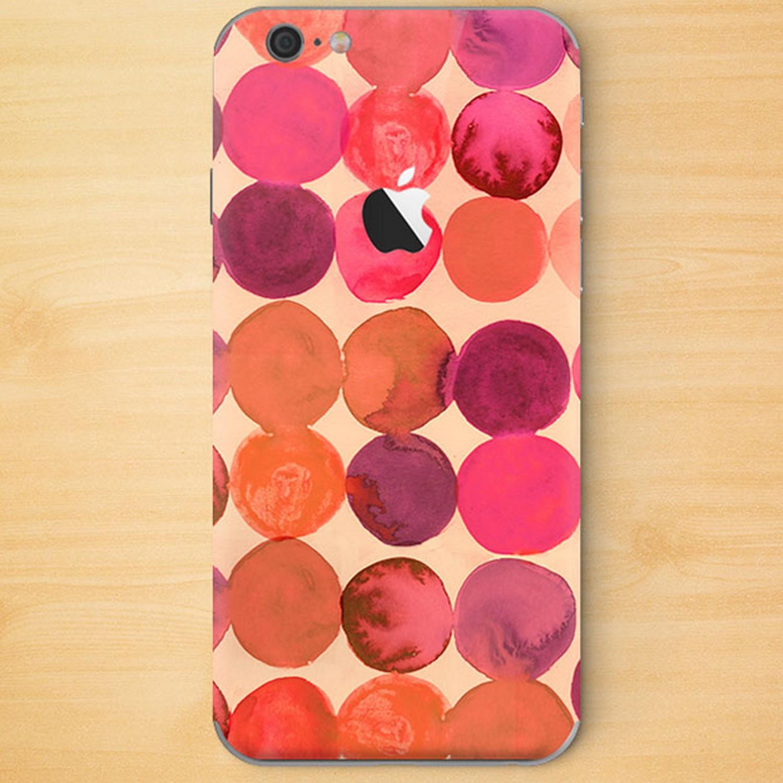 Kritzel Case für iPhone 6 / 6s - Mod. #186