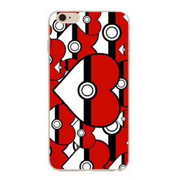 Kritzel Case iPhone 6 / 6s - Pokemon #14