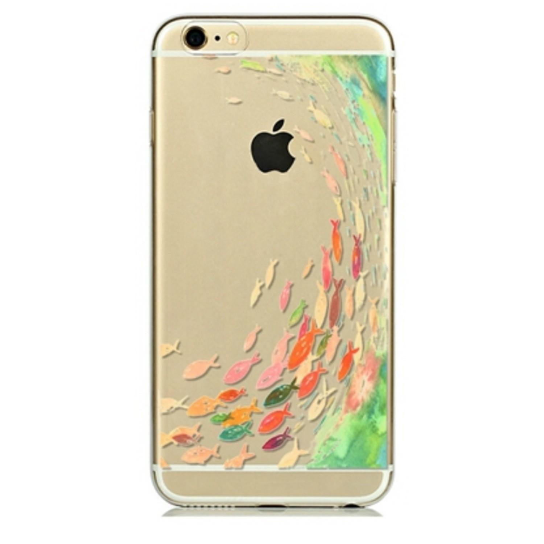 Kritzel Case für iPhone 6 / 6s - Mod. #214