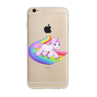 Kritzel Case für iPhone 6 / 6s - Unicorn #6