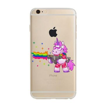 Kritzel Case für iPhone 6 / 6s - Unicorn #10