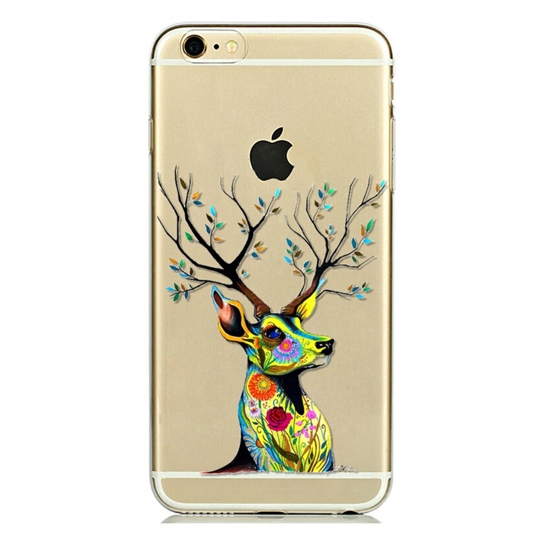Kritzel Case für iPhone 6 / 6s - Mod. #226