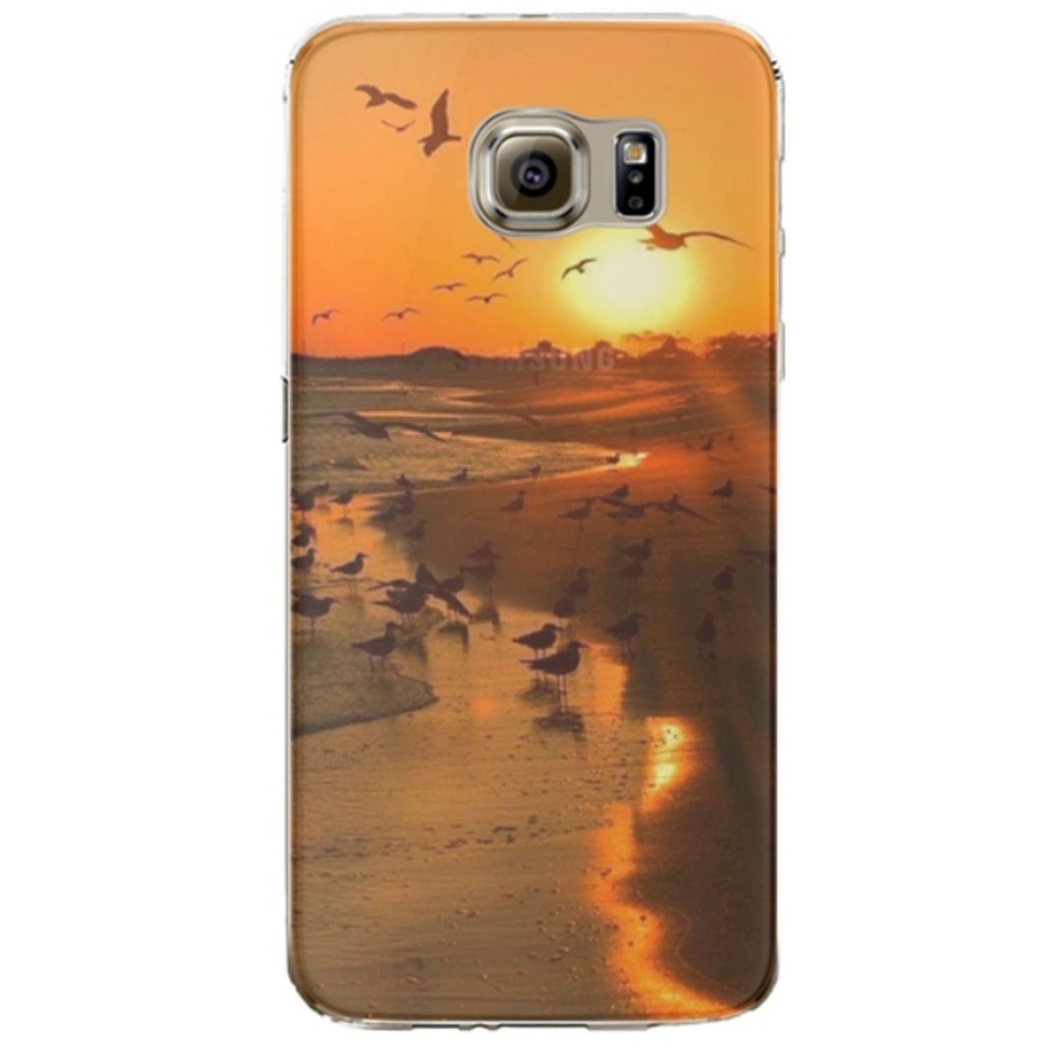 Kritzel Case Collection Galaxy S6 -Nature 230