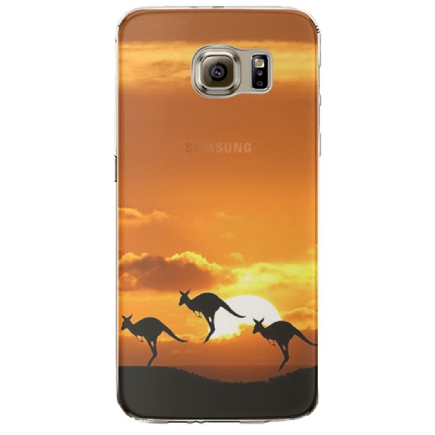 Kritzel Case Collection Galaxy S6 -Nature 233