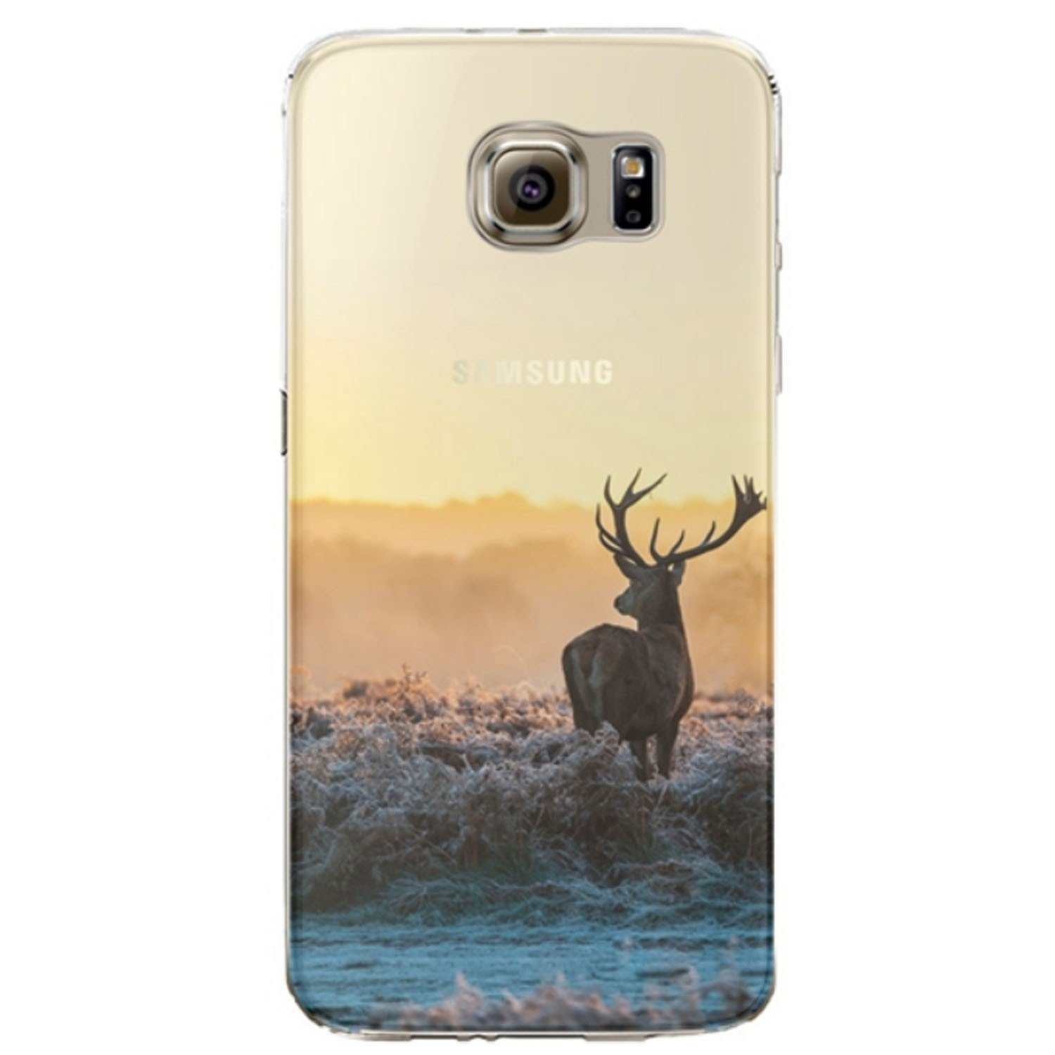 Kritzel Case Collection Galaxy S6 - Nature 236