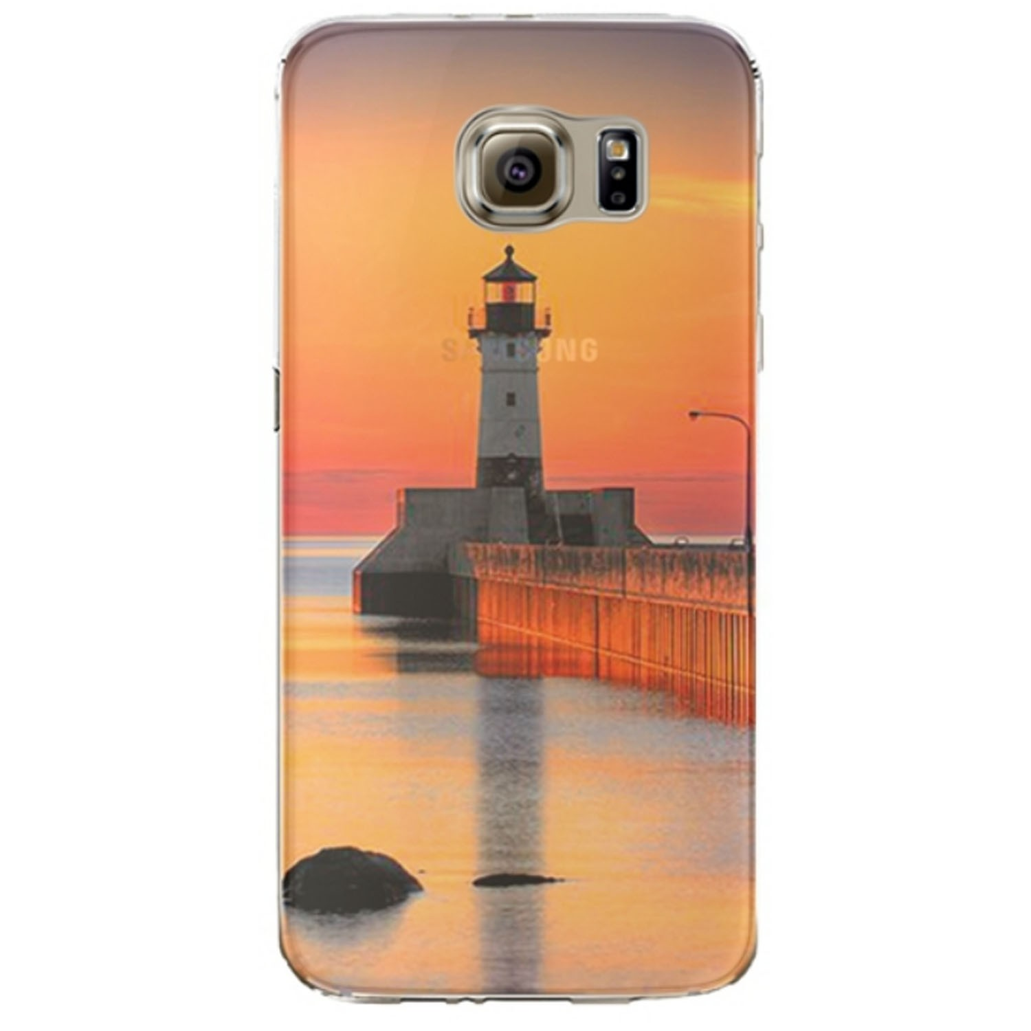 Kritzel Case Collection Galaxy S6 -Nature 237