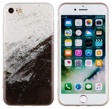 Kritzel Schutzhülle für iPhone 7 - Storm - Thumb 1