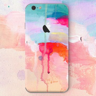 Kritzel Case iPhone SE -  Love Madness