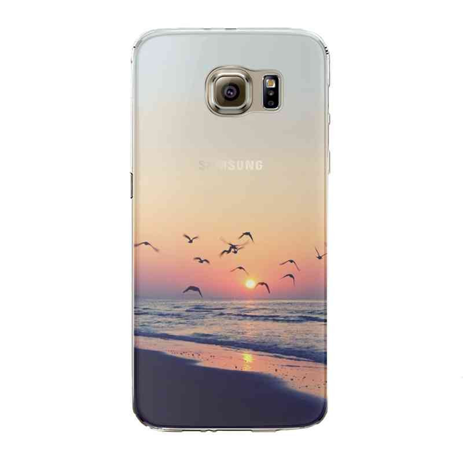Kritzel Case Collection Galaxy S7 - Nature #250