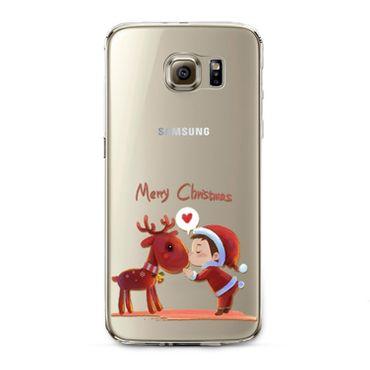 Kritzel Case Collection Galaxy S6 - X-Mas #2