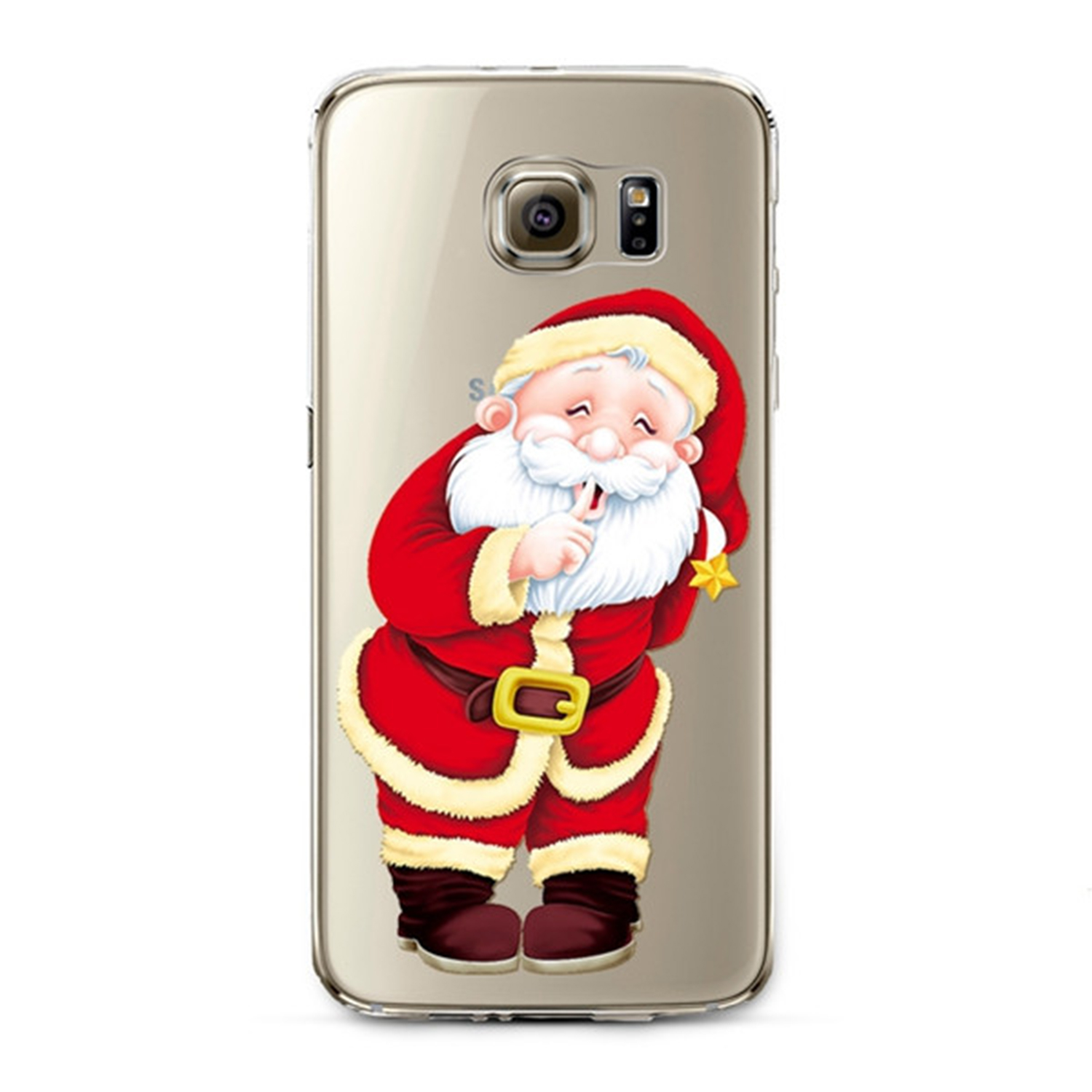 Kritzel Case Collection Galaxy S6 - X-Mas #3