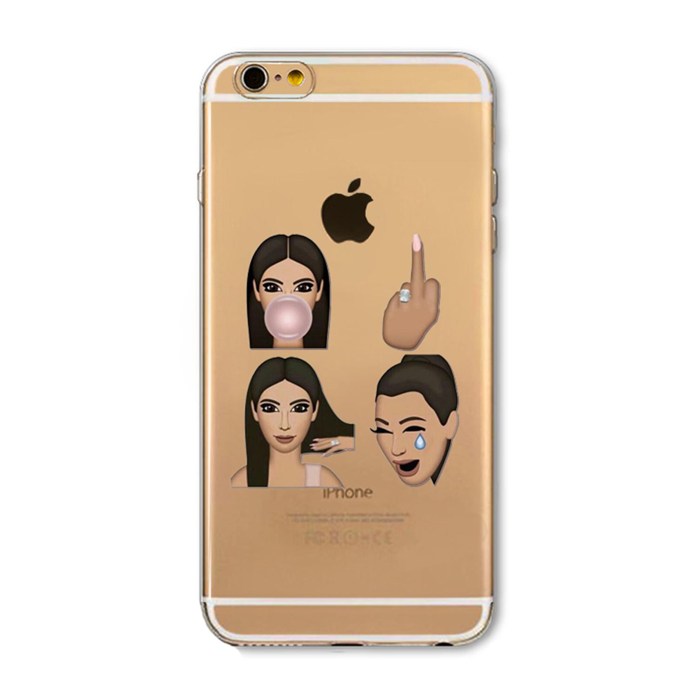 Kritzel Case Emoji Collection iPhone 6 / 6s - Kimoji 8