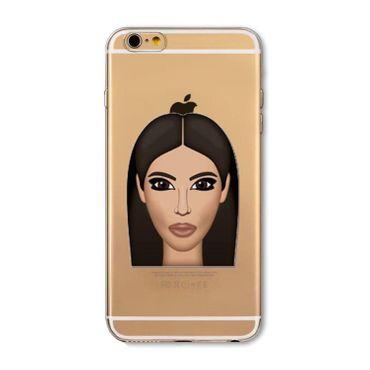 Kritzel Case Emoji Collection iPhone 6 / 6s - Kimoji 11