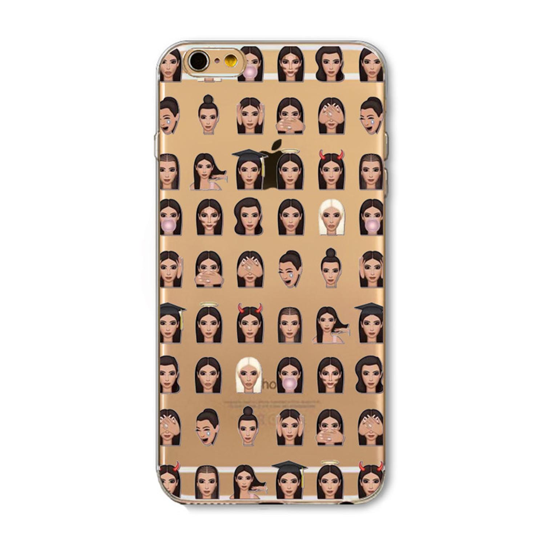 Kritzel Case Emoji Collection iPhone 6 / 6s - Kimoji 12
