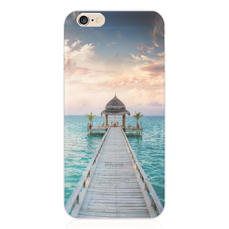 Kritzel Case Nature Collection für iPhone 6 / 6s - #288