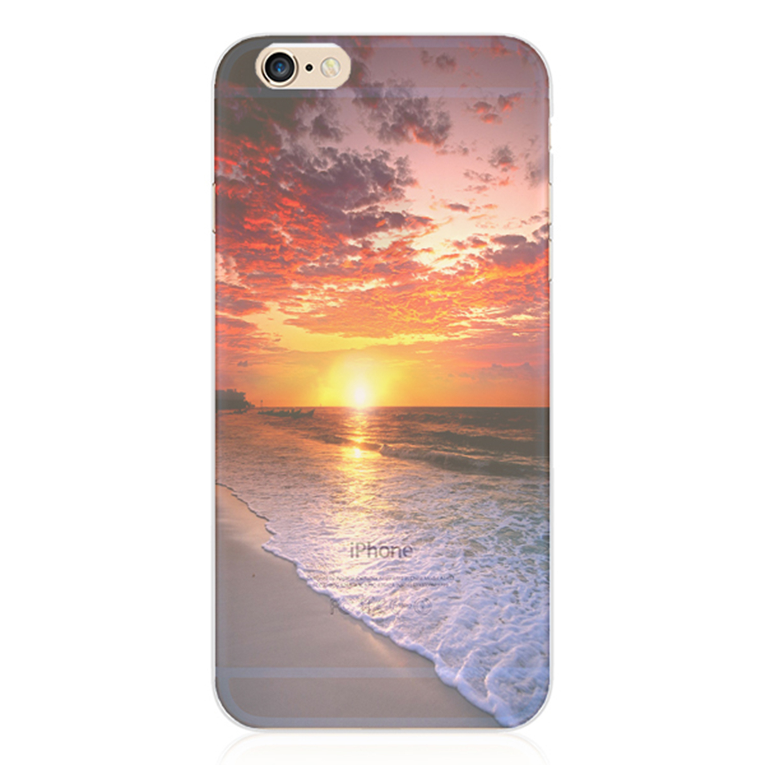 Kritzel Case Nature Collection für iPhone 6 / 6s - #295
