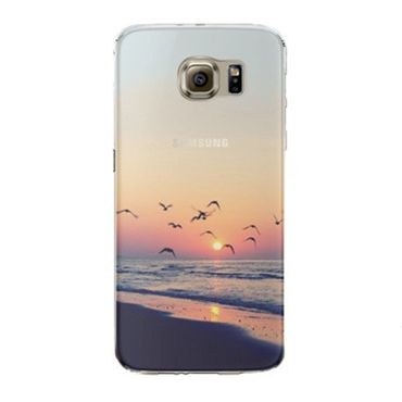 Kritzel Case Collection Galaxy S7 edge - Nature #301