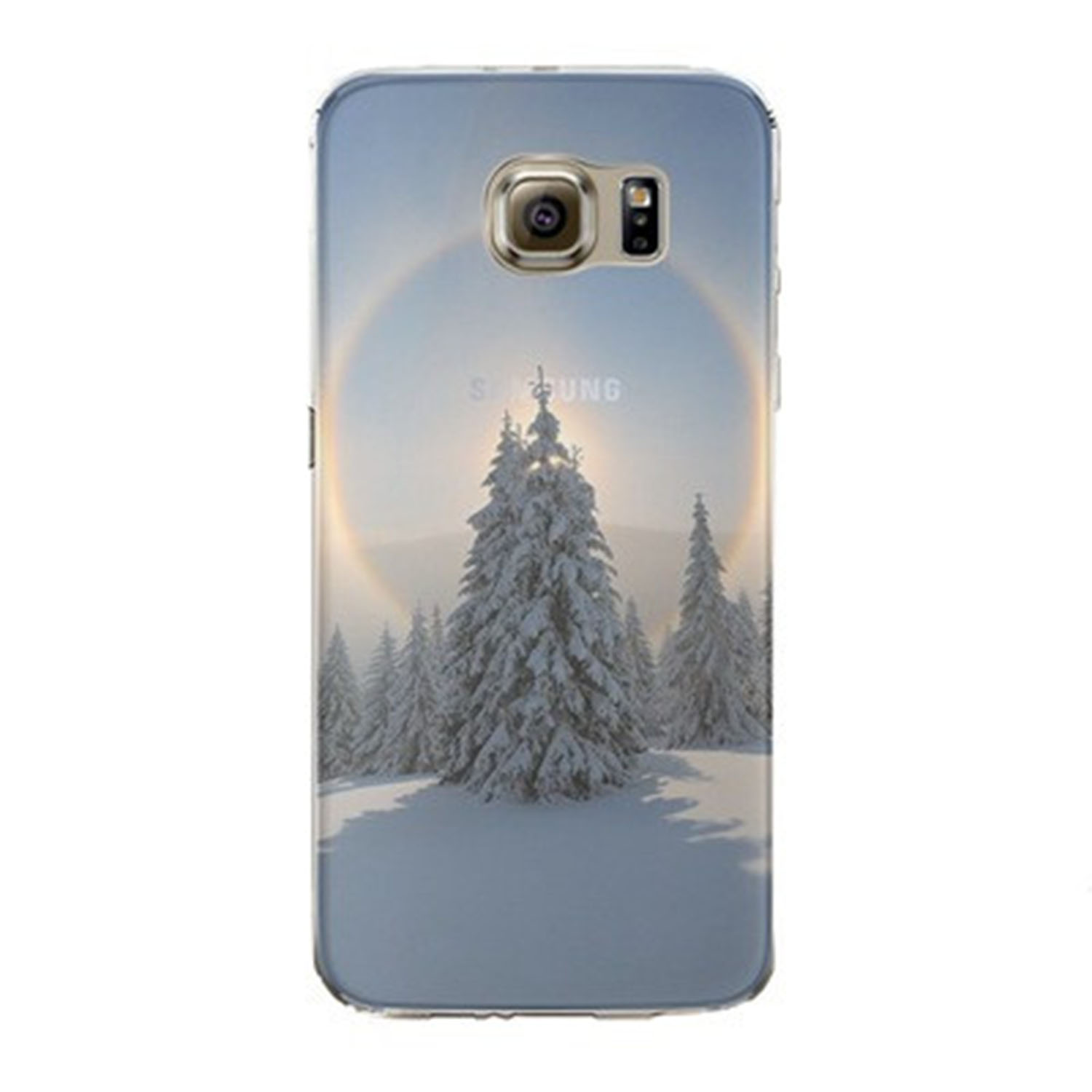 Kritzel Case Collection Galaxy S7 edge - Nature #303
