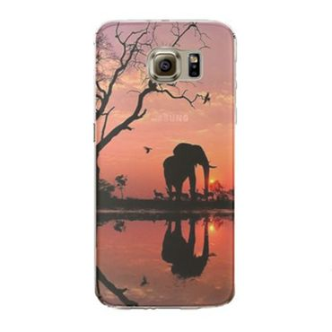 Kritzel Case Collection Galaxy S7 edge - Nature #306