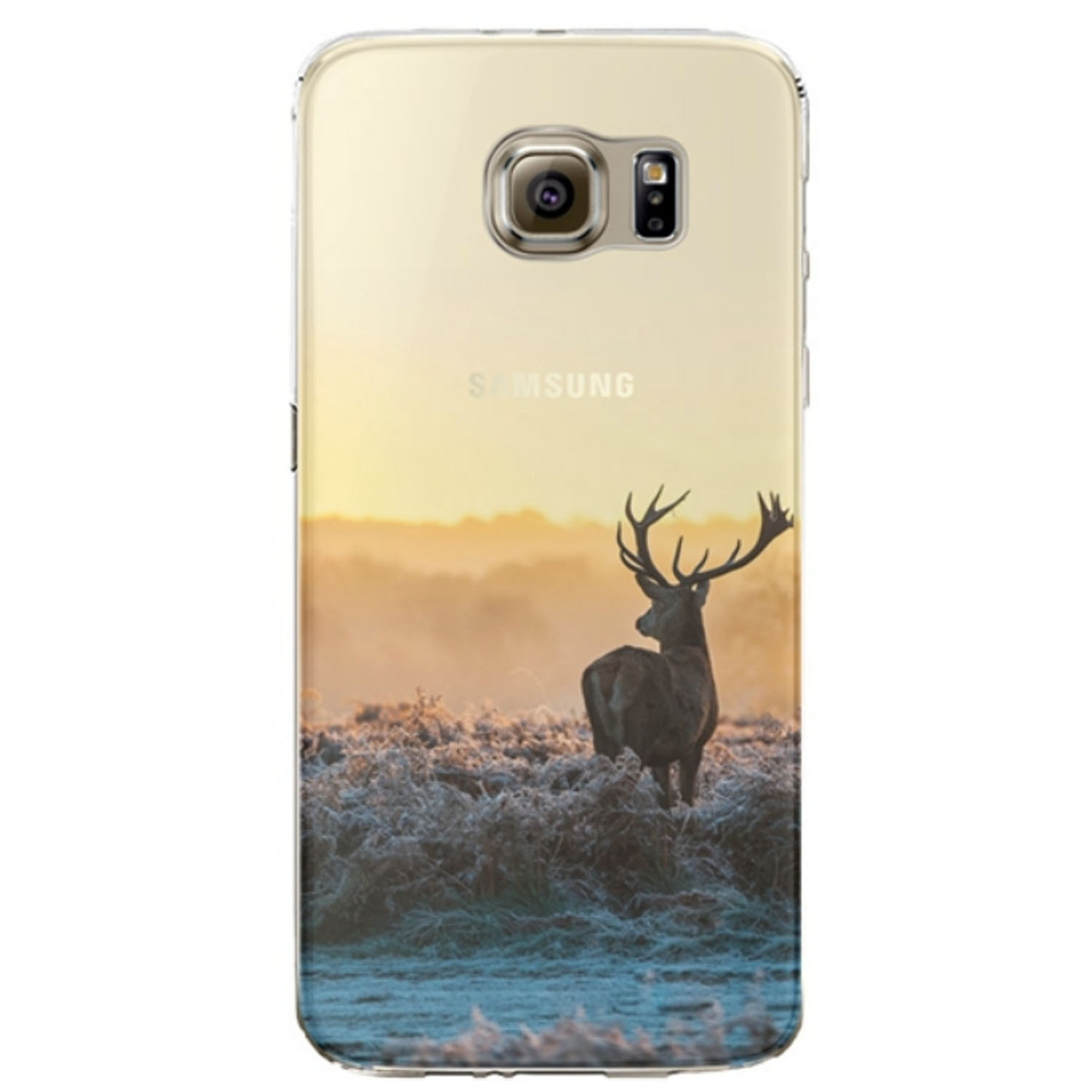Kritzel Case Collection Galaxy S7 edge - Nature #310