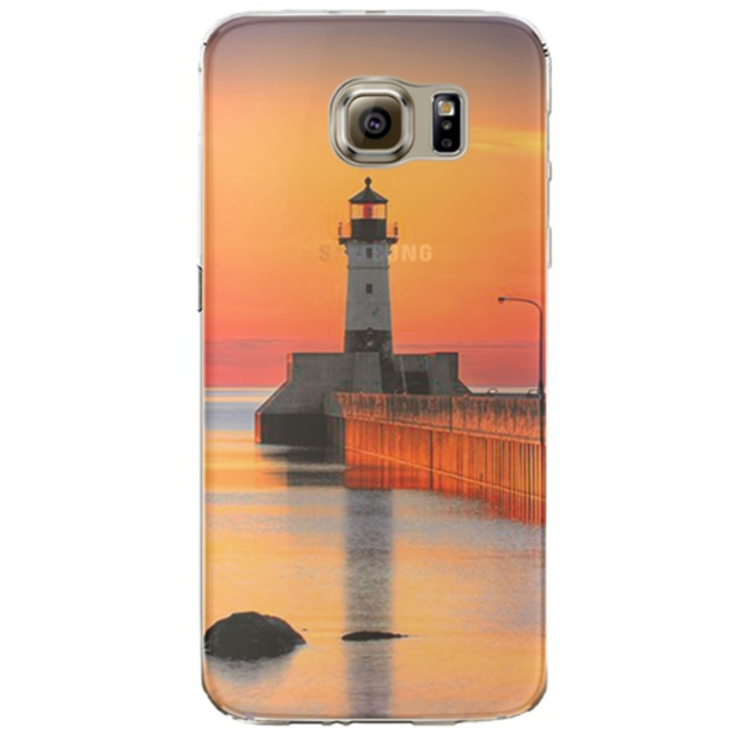 Kritzel Case Collection Galaxy S7 edge - Nature #311