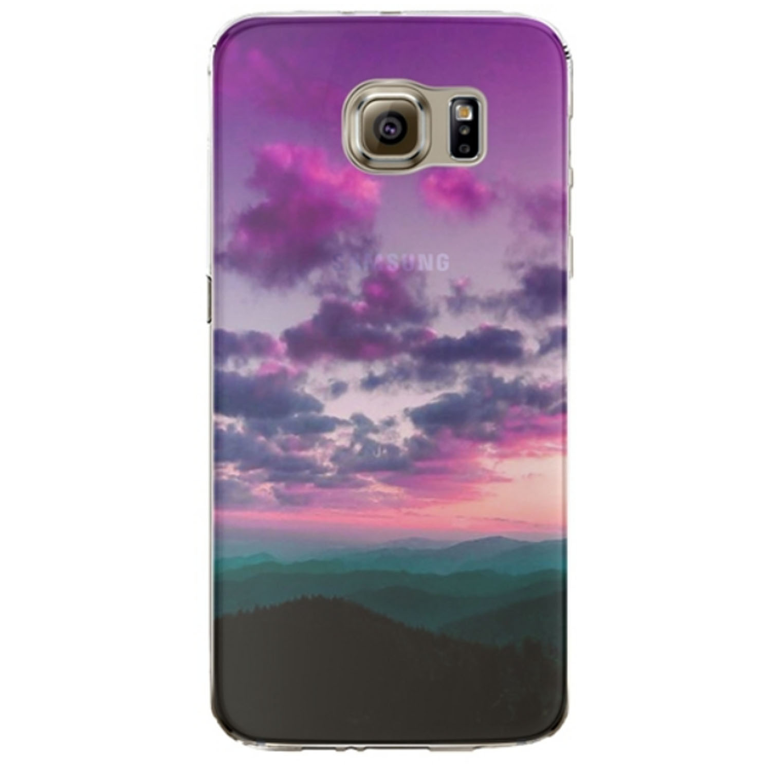 Kritzel Case Collection Galaxy S7 edge - Nature #313