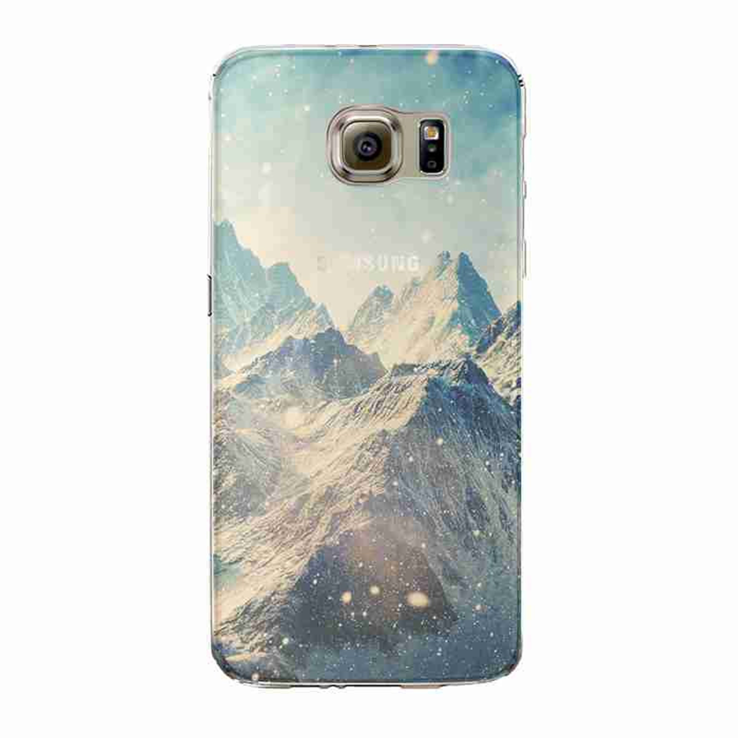 Kritzel Case Collection Galaxy S7 edge - Nature #315