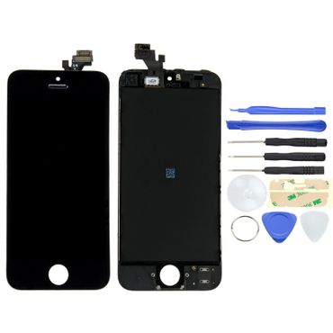 EXO Phone LCD Display für iPhone 5G - Schwarz - Thumb 1