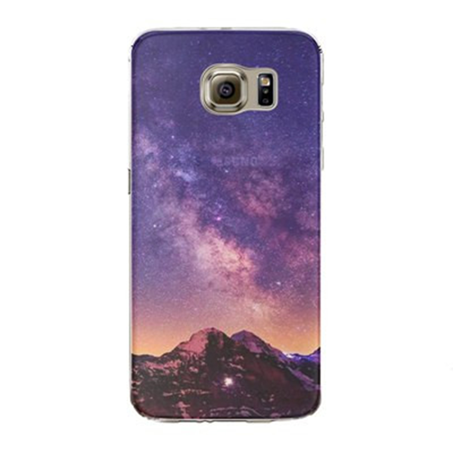 Kritzel Case Collection Galaxy S7 edge - Nature #318