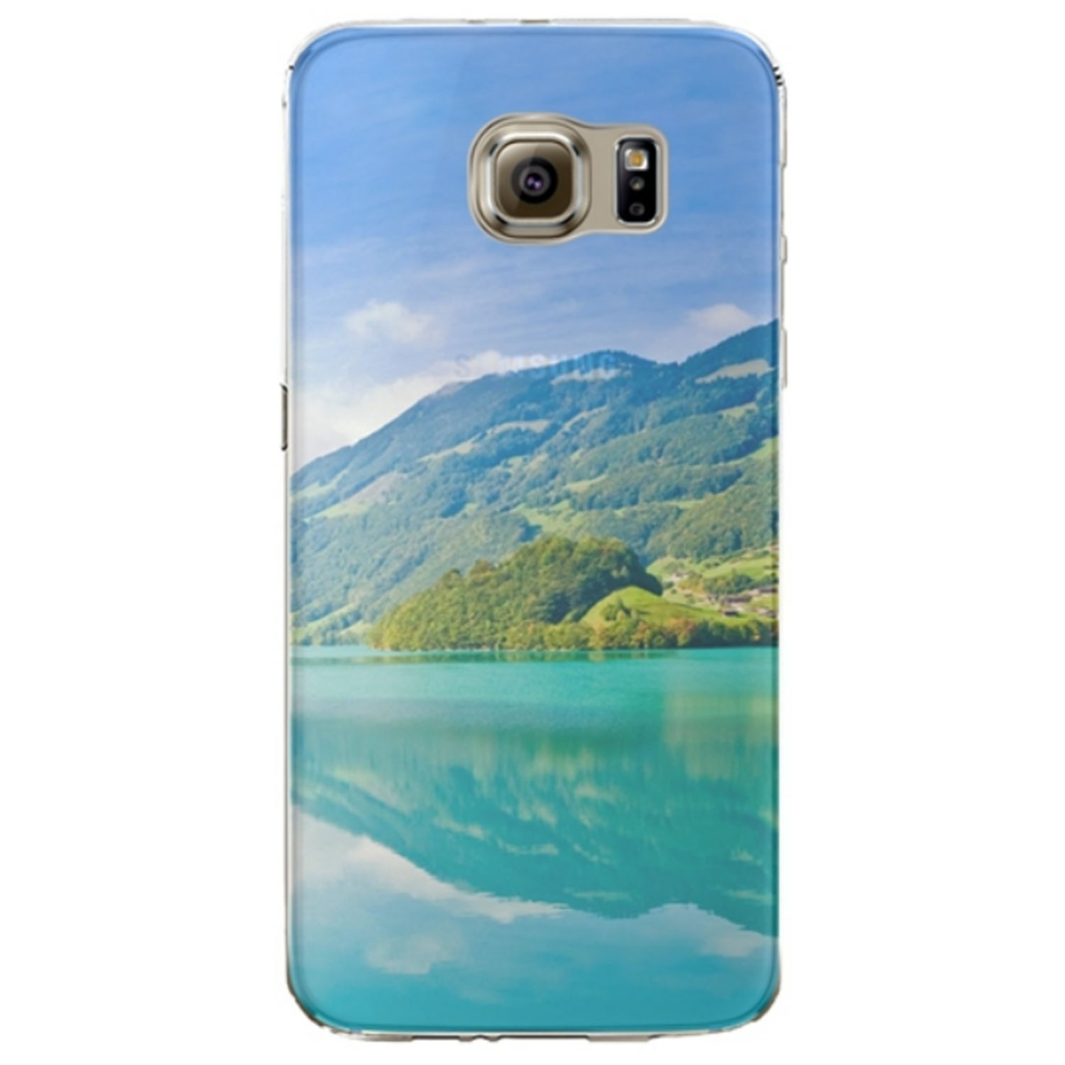 Kritzel Case Collection Galaxy S6 Edge - Nature #320