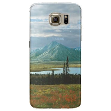 Kritzel Case Collection Galaxy S6 Edge - Nature #321