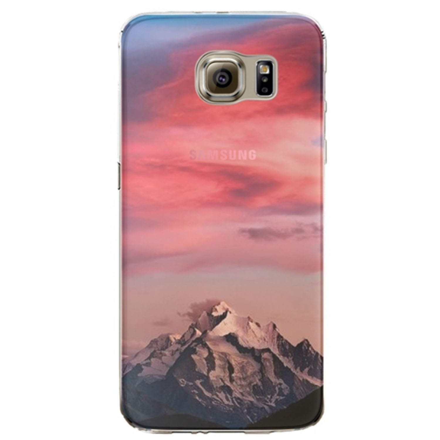 Kritzel Case Collection Galaxy S6 Edge - Nature #322