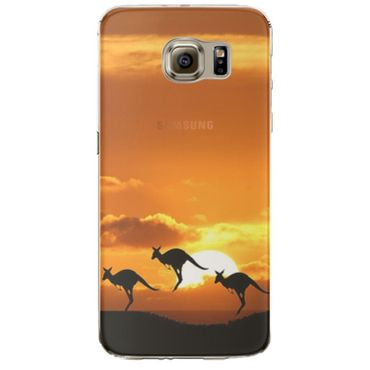Kritzel Case Collection Galaxy S6 Edge - Nature #323